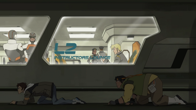 File:20. Lance and Hunk sneak past commissary.png