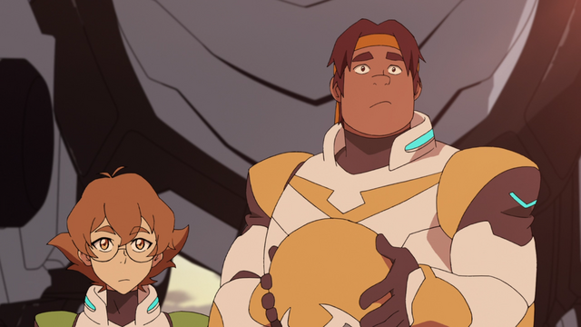 File:221i. Pidge and Hunk at end of first Voltron battle.png