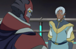 Zarkon and Alfor