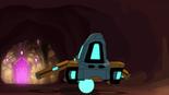 112. Hunk's speeder stern