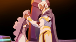 28a. King Alfor in Allura's flashback