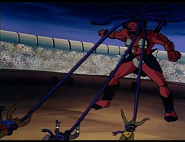 File:Ep.27.20 - Female Gorgon has her opponents on the ropes.png