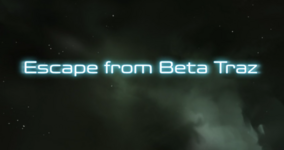 Voltron S2 Title Escape from Beta Traz
