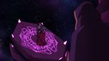 S2E06.109. Zarkon standing in rune circle