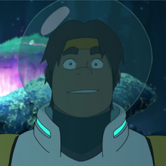 <i>Thank you fish queen?</i> Hunk that's NOT diplomatic at all.