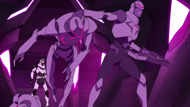 File:243. Allura manhandling Galra droid.png