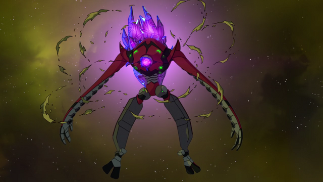 File:S2E11.255a. Drazil breaks free of vines 2.png