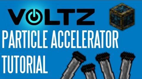 Voltz Tutorial Particle Accelerator
