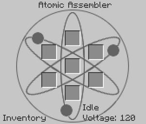 Atomic Assembler GUI