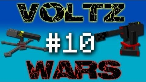 Minecraft Voltz Wars - Under Attack! 10