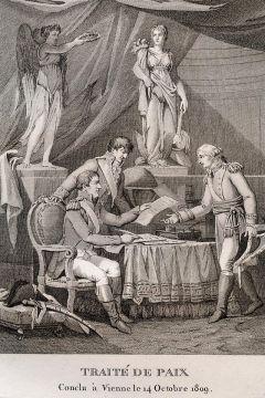 Frieden von Schönbrunn | Von Bastille bis Waterloo. Wiki ...