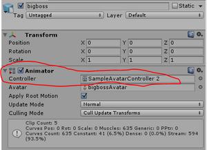 Animationcontroller