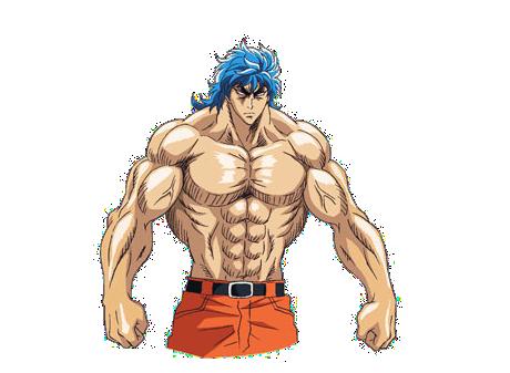 File:Toriko without shirt.png