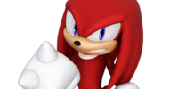 Knuckles The Echidna(Game Universe)