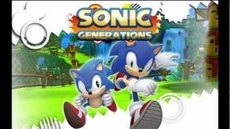 """Sonic Generations """"Time Eater Modern """" Music"""