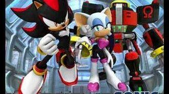 Sonic Heroes - This Machine (Team Dark Theme Song)