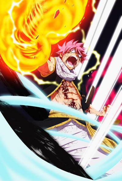 Seven Flames Dragon