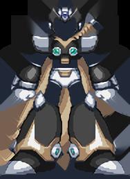 Black Zero Armor