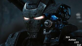 Iron-Man & Warmachine vs