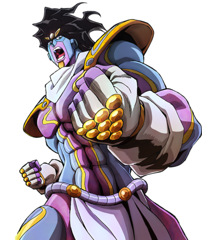 Star Platinum The World