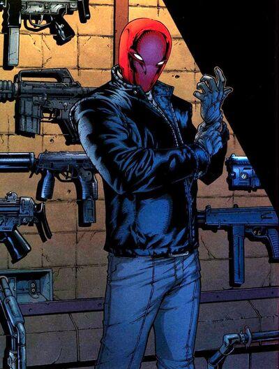 Red Hood (Post-Crisis)