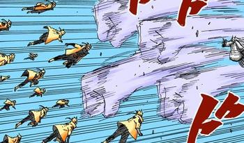 Kaguya's Eighty Gods Vacuum Attack