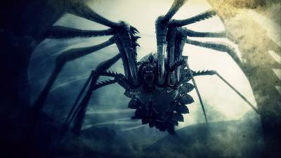 Armor Spider