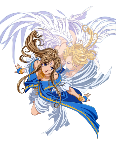 Belldandy Render