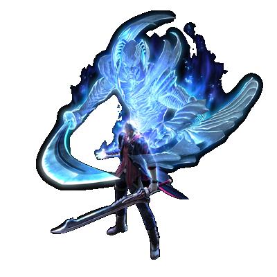 Nero Devil Trigger