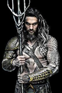 Aquaman DCEU Poster