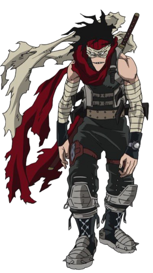 Stain anime