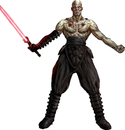 Darth Sion render by HIT IT