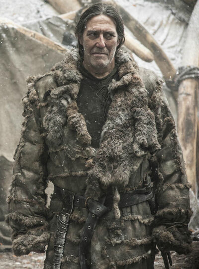 Mance Rayder in The Children