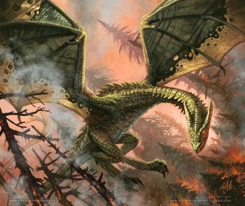 350px-Rhaegal a hidden agenda by christopherburdett