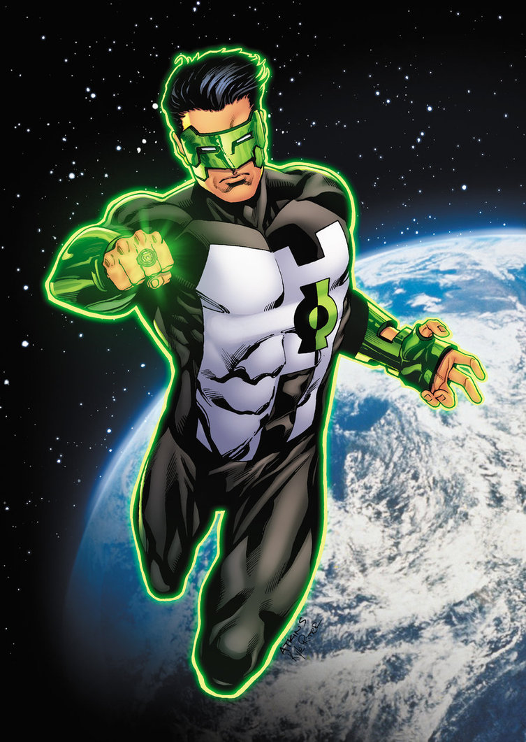 Image result for kyle rayner