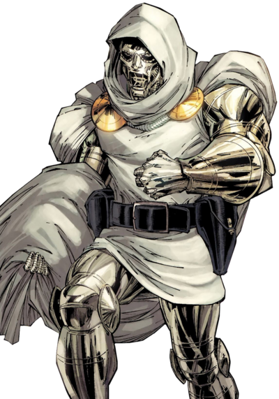 Victor von Doom (Earth-616) 006