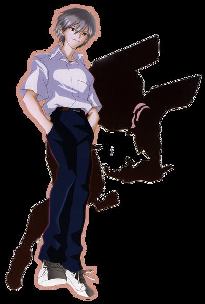 Tabris (Kaworu Nagisa) render