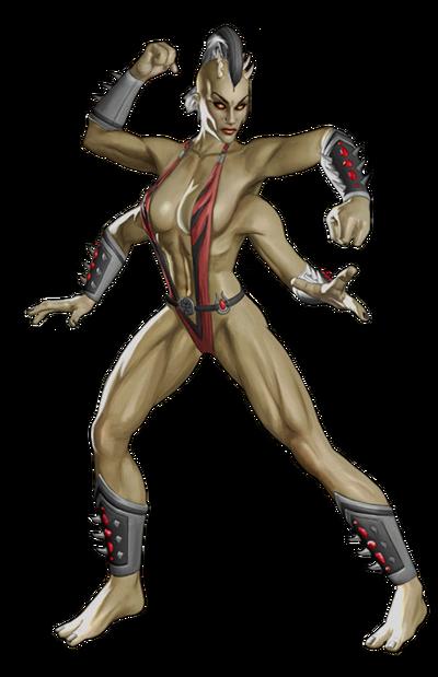 MK Sheeva