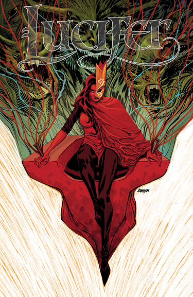 Mazikeen Cover