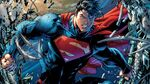 The Man of Steel in Superman Unchained