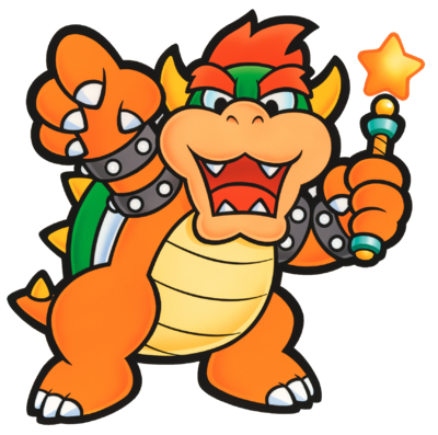 Star Rod Bowser