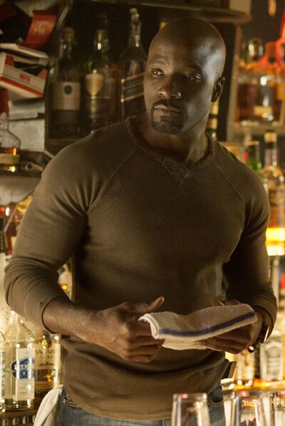Luke Cage Live Action