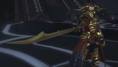 Gaius Battle Form
