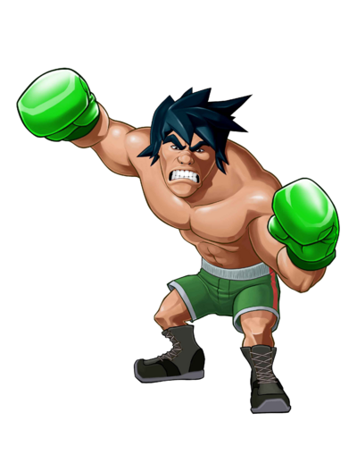 GigaMac - Punch Out Wii