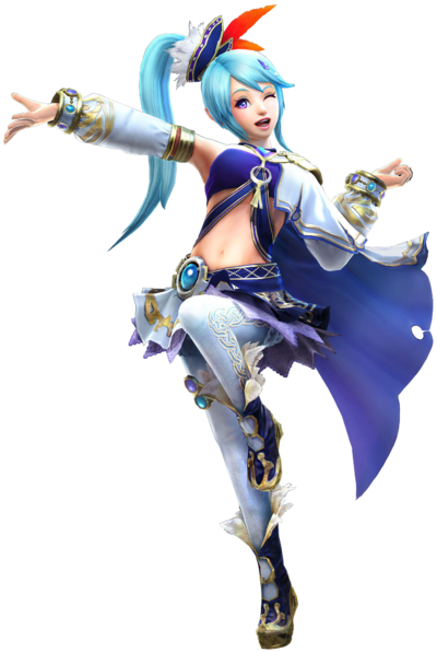 Lana Hyrule Warriors