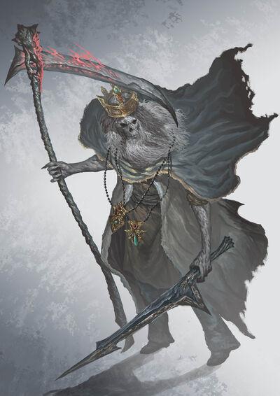 Holy martyr by sanekyle-d9mrx01