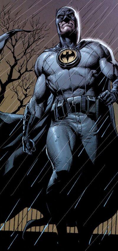 Bruce Wayne Earth-1 001
