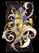Saint seiya sacred saga dorado escorpio by gabyred-d657aie