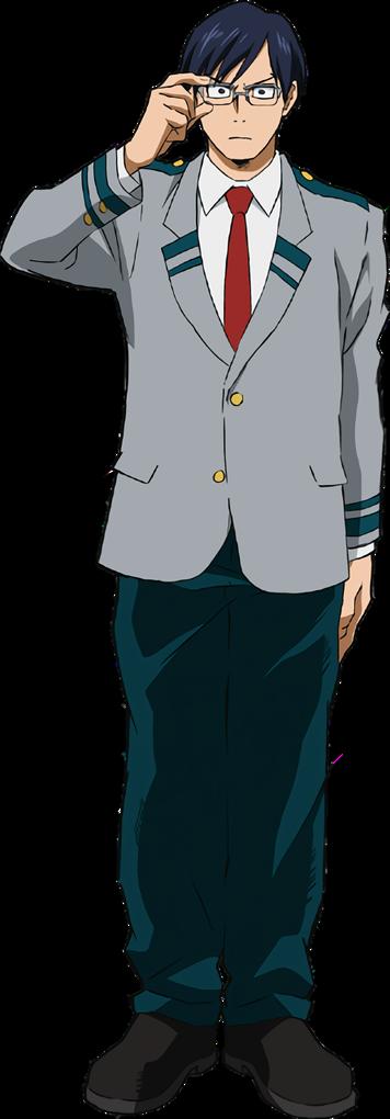 Tenya Iida School Uniform