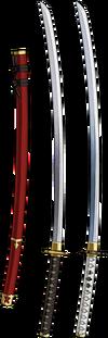 Sakura Saber Sword